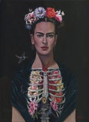Image of Frida Artist Proof 13x19 AP Print SOLD OUT