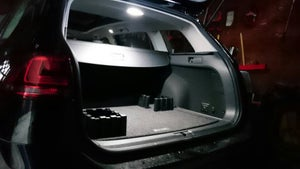 Image of Entire Trunk Housing Bright / Error Free / Plug and Play Fits: MKVII 2015+ Volkswagen GTI / Golf