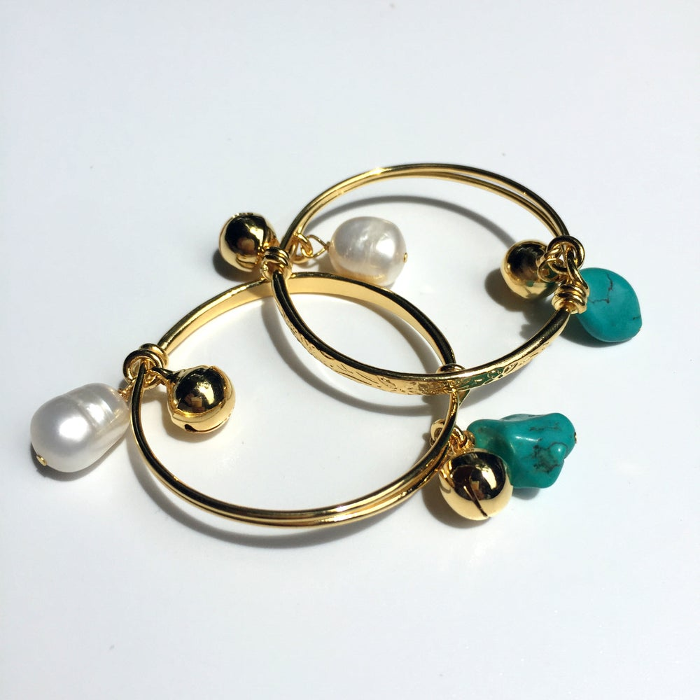 Image of Baby Bells Anklets (other colours available)