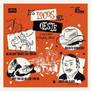 """Image of Los Locos del Oeste """"Y su loco country jazz"""""""