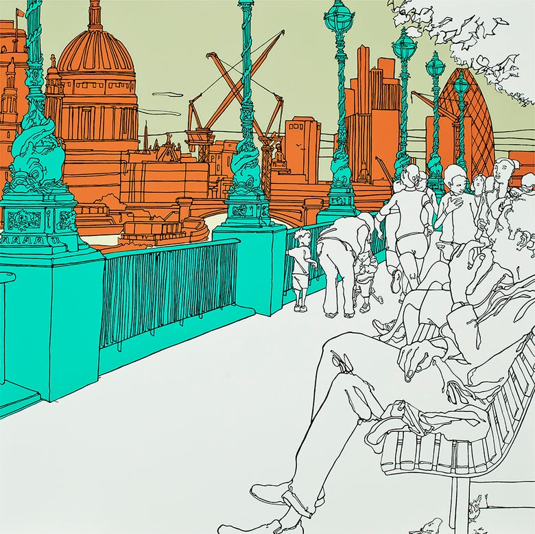 Image of Southbank, London