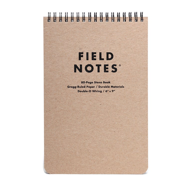 Image of Field Notes - Steno