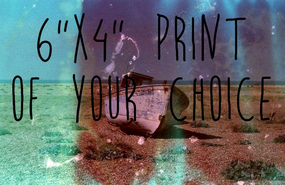 "Image of Original 6"" x 4"" Photographic Print"