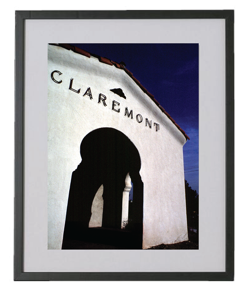 "Image of Chris Darrow - 16"" x 20"" Ltd Ed Giclee Print - Claremont Depot - 1"