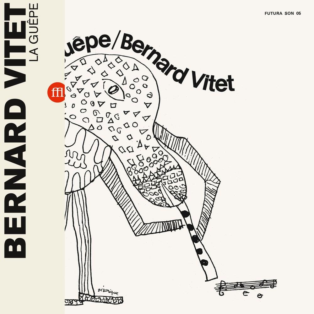 Image of BERNARD VITET - LA GUEPE (FFL010/SON05 - white)