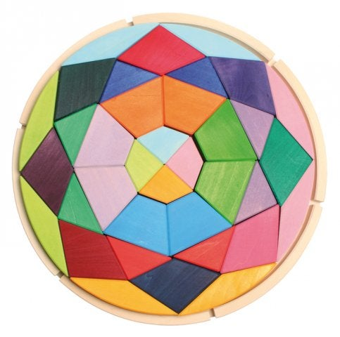 Image of grimm's diamond mandala