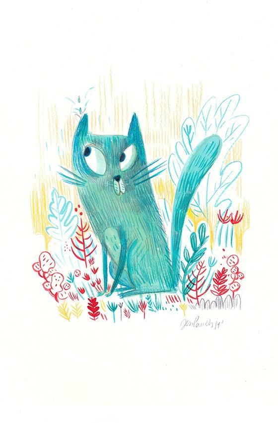 """Image of """"Cat #6"""""""