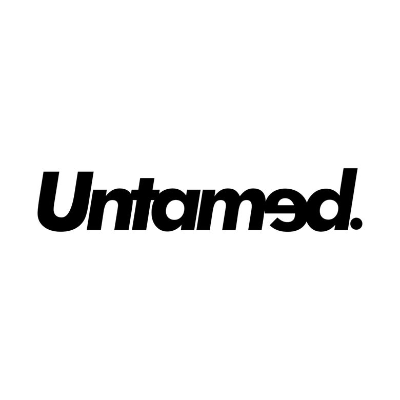 Image of Untamed - 8 inch Die Cut Stickers