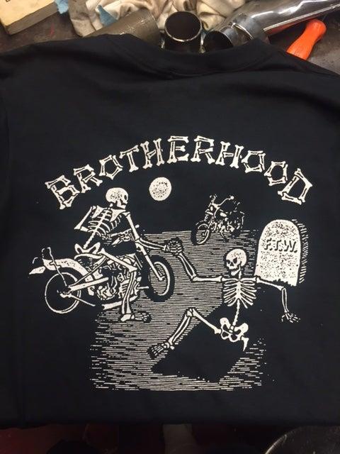 Image of BROTHERHOOD T SHIRT