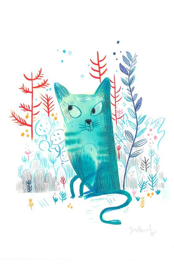 """Image of """"Cat #7"""""""