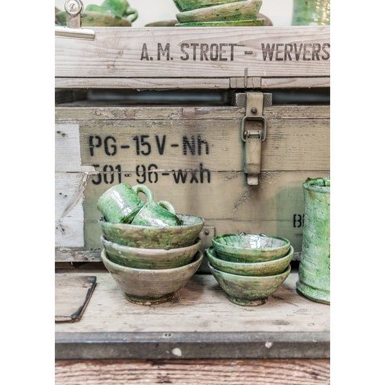 Image of Bowls, Tamengroute pottery