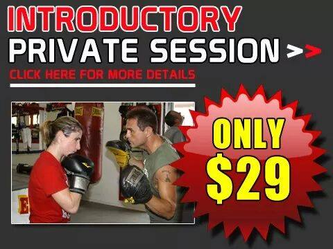 Image of Boxing Training Classes