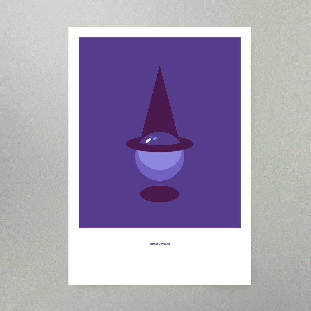 Image of Pinball Wizard Art Print