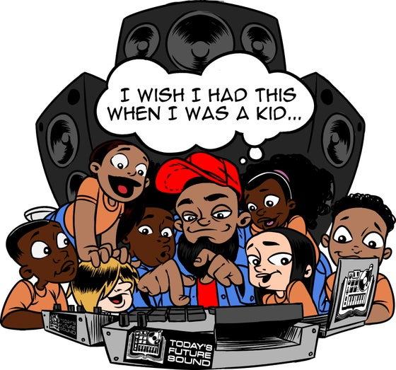 "Image of ""I Wish I Had This When I Was a Kid"" T-Shirt (Full Color)"