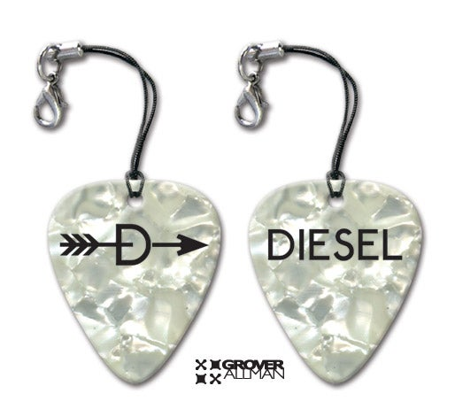 Image of Diesel Keyring **New Design**