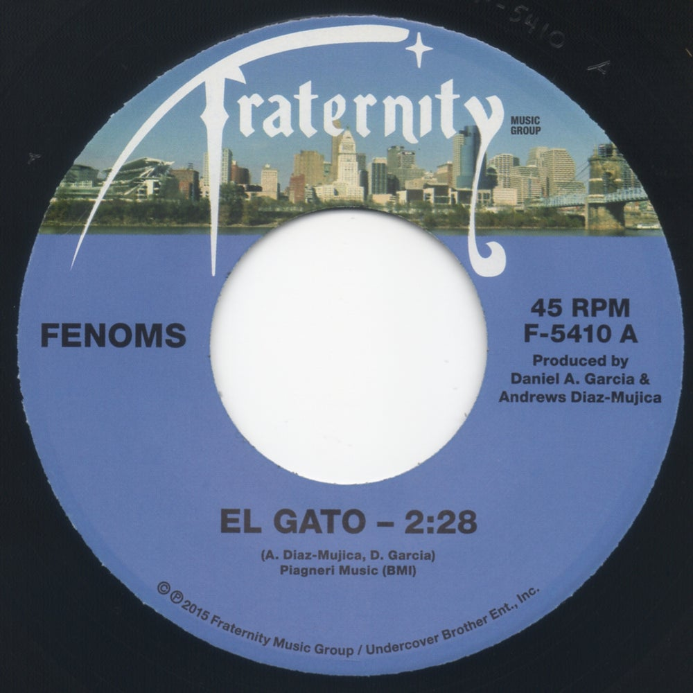 """Image of El Gato / Menace - 7"""" Vinyl"""