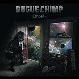 Image of Rogue Chimp Embark, Physical CD!