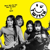 "Image of TWITCH – ""Mess'n With the Bull / Spunk"" 7"" 45 (1976) *NEW RELEASE*"