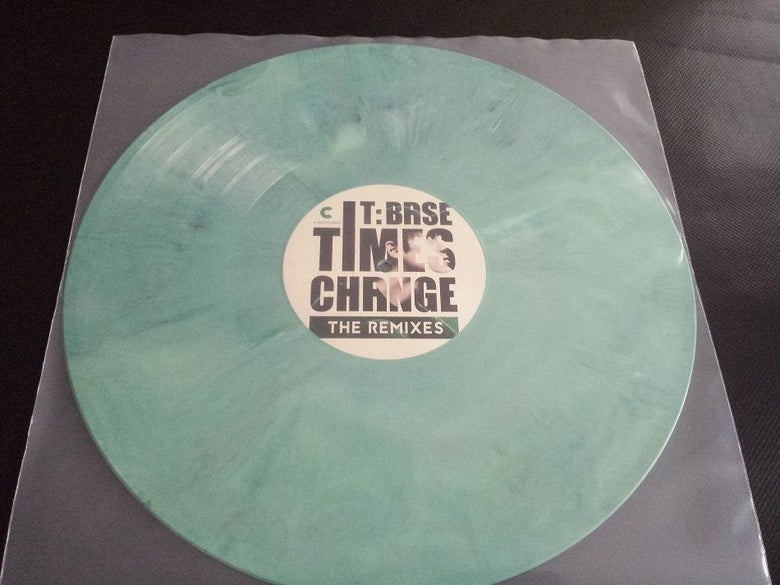 Image of [Vinyl Sampler] T:Base - Times Change (The Remixes)