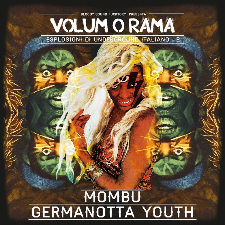 Image of Volumorama #2: Mombu / Germanotta Youth