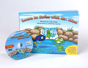 Image of Learn to Swim With Mr. Blue