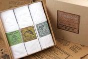 Image of Box of III Men's Handkerchiefs: Fishing