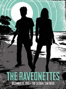 Image of The Raveonettes