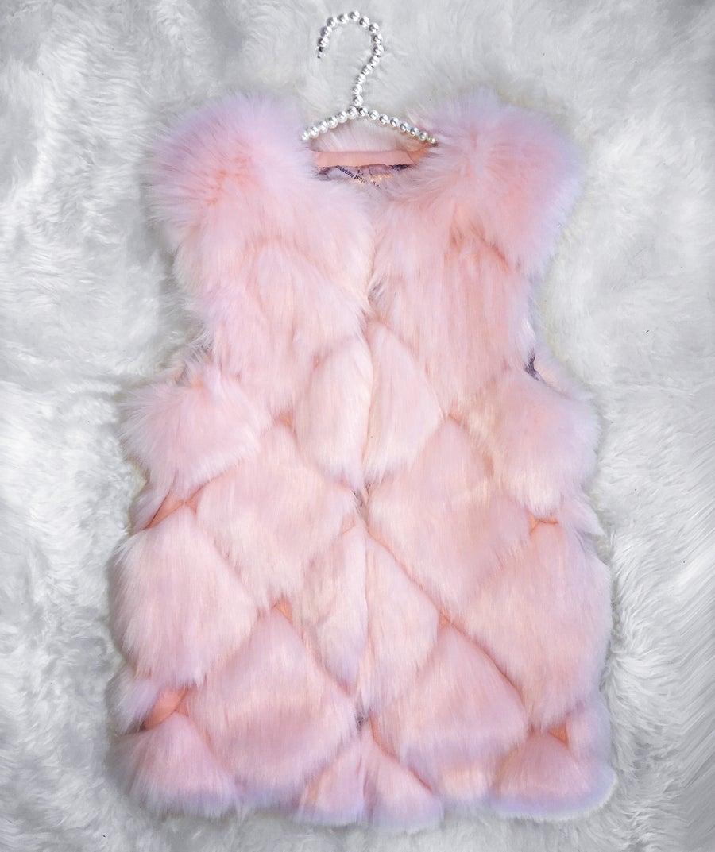 Image of Quebec Fur Gilet