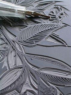 Image of Lino Printing