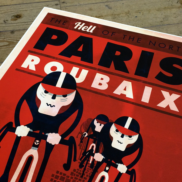 Image of Paris Roubaix - The Hell of the North