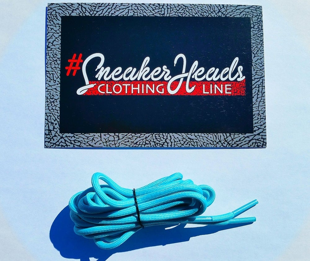 "Image of Exclusive ""GLOW IN THE DARK"" LE Rope Shoelaces"