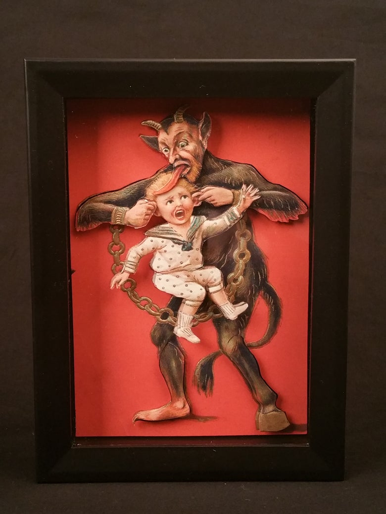 Image of KRAMPUS V1 (POSTER)