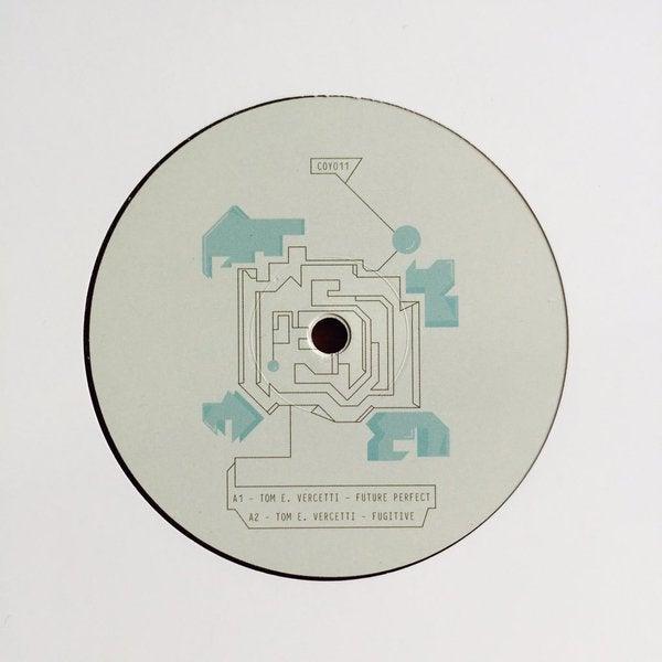 Image of COY011 | Tom E. Vercetti - Future Perfect EP