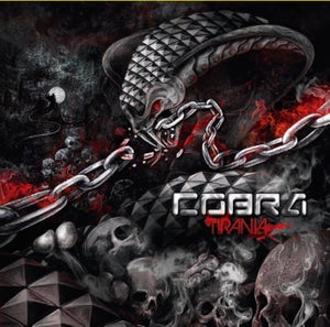"Image of COBRA ""Tirania"" CD"