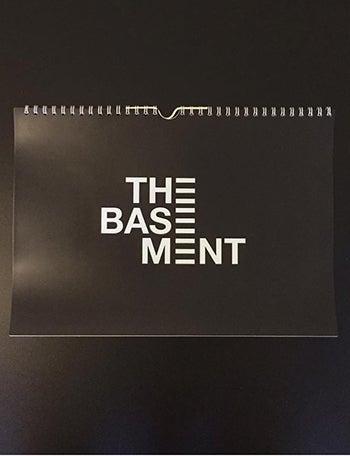 Image of The Basement Calendar