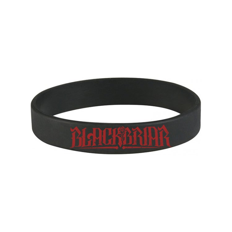 Image of Blackbriar Wristband [RED LOGO]