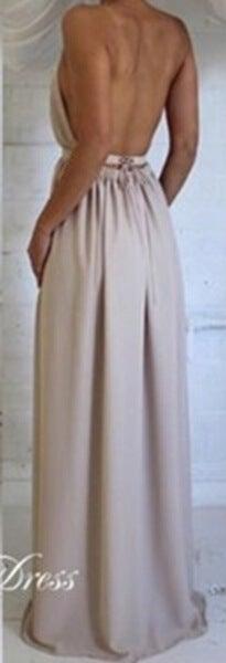 Image of HOT CUTE ELEGANT LONG DRESS