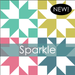 Image of Sparkle Mini Quilt #118, PDF Pattern