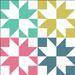 Image of Sparkle Mini Quilt #118, PDF Pattern