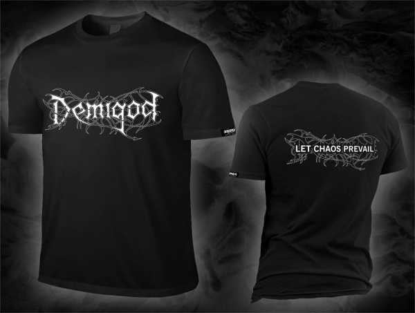 Image of DEMIGOD - Logo T-Shirt
