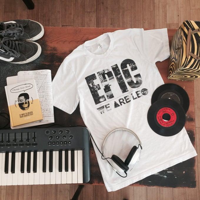Image of E P I C   t-shirt