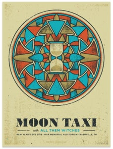 Image of Moon Taxi - New Year's Eve 2015