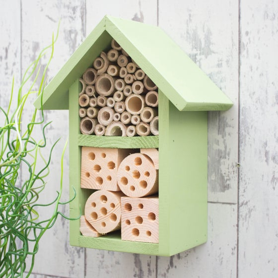 Image of Two Tier Bee Hotel