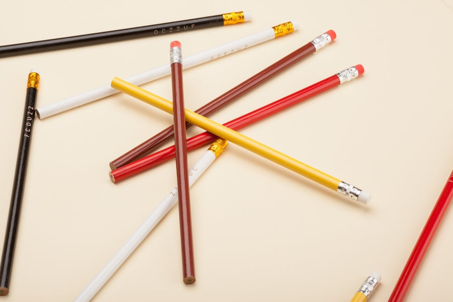 Image of Fuzzco Pencils (set of 10)