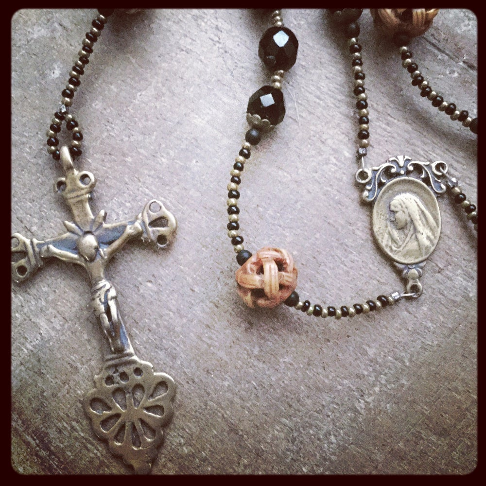 Image of MOTHERS /FATHERS ROSARY