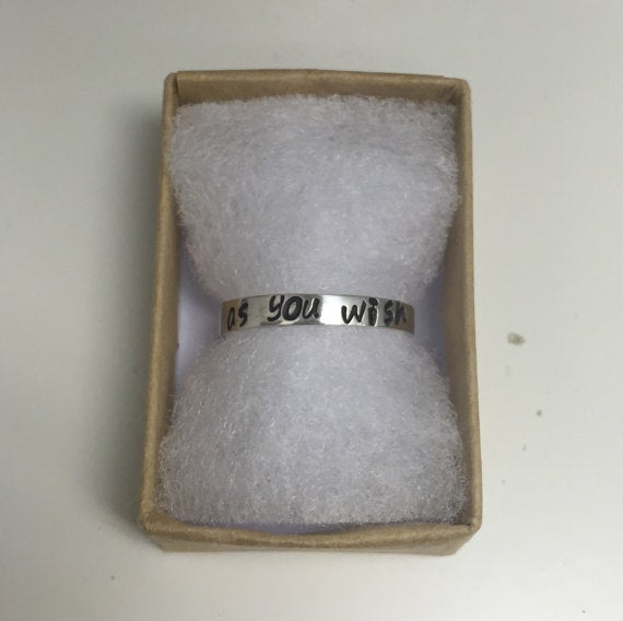 Image of As You Wish Ring