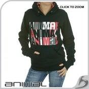 Image of Animal -Julietta hoody black
