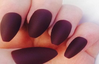 Image of Matte Berry Too