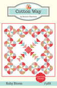 Image of Ruby Bloom Paper Pattern #988
