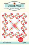 Image of Ruby Bloom PDF Pattern #988